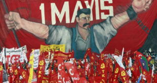 Η Πρωτομαγιά είναι απεργία και όχι αργία, όπως συμβαίνει στην Ελλάδα, αλλά και σε πολλές χώρες του κόσμου.