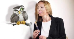 Η βραβευμένη συγγραφέας και εικονογράφος Μαρίνα Γιώτη μιλά αποκλειστικά στο Nancy's Blog!