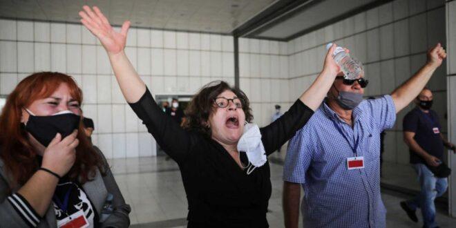 Δίκη Χρυσής Αυγής: Συγκλονίζει η αντίδραση της Μάγδας Φύσσα – «Παύλο μου νικήσαμε»