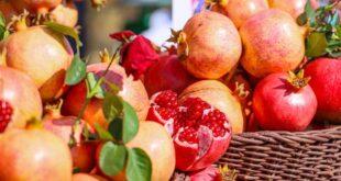 5+1 λόγοι να βάλετε το ρόδι στην διατροφή σας