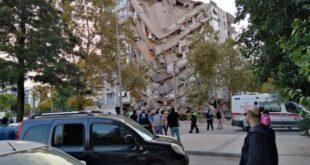 Σεισμός : Τέσσερις νεκροί στην Τουρκία – 120 τραυματίες