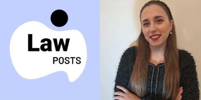 «Law Posts»: Η Νικόλ Κουτροπούλου προσπαθεί να εξελίξει την Ελλάδα μέσα από μια φοιτητική κοινότητα (Συνέντευξη)