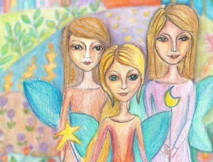 Το μυστικό της νεράιδας: Ένα παραμύθι που θα κάνει τον κόσμο χαρούμενο