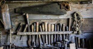 5+1 εργαλεία μιας άλλης εποχής που χάθηκαν στο πέρασμα του χρόνου!