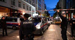 Επίθεση στη Βιέννη : Τρεις νεκροί και πολλοί τραυματίες – Τζιχαντιστής του ISIS ένας από τους δράστες, σε εξέλιξη επιχείρηση της αντιτρομοκρατικής