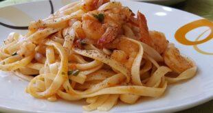 Λιγκουίνι με γαρίδες! Μία απλή, νόστιμη και ελαφρύ συνταγή![vid]