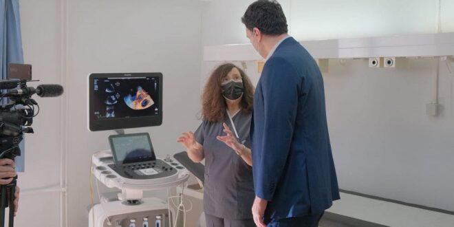 Κικίλιας: Επαναλειτουργεί η καρδιοθωρακοχειρουργική κλινική στο ΠΝ Πατρών
