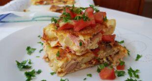 Ομελέτα φούρνου- απλή συνταγή