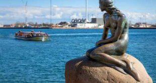 Το άγαλμα της μικρής γοργόνας στην Κοπεγχάγη και η ιστορία του!