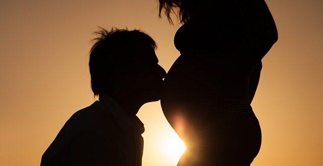 Κιλά εγκυμοσύνης: Ο άντρας σέβεται, το αντράκι μειώνει!