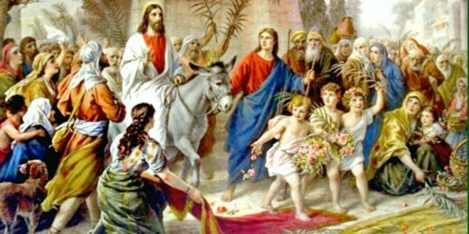 Κυριακή των Βαΐων: Τι γιορτάζουμε σήμερα 25 Απριλίου;